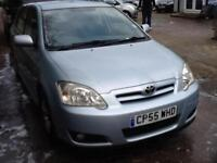 Toyota Corolla 1.6 VVT-i Colour Collection 1 PREVIOUS OWNER APRIL 2018 MOT