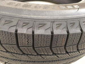 BRAND NEW Michelin winter tires 235/60R18 for sale