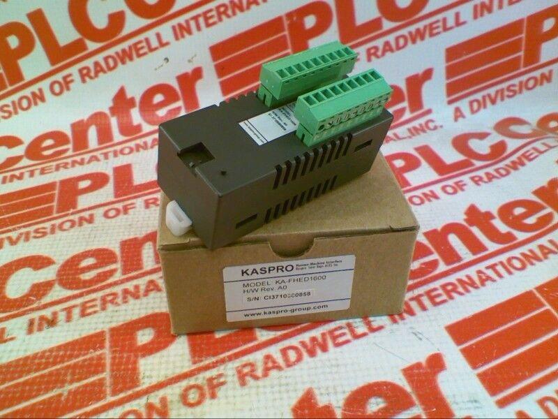 Kaspro Ka-fhed1600 / Kafhed1600 (new In Box)