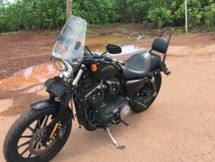 Harley-Davidson Iron 883 (XL883N)