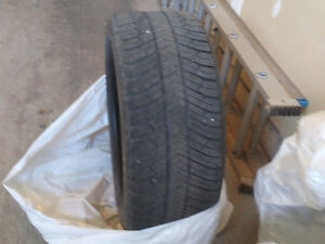 "Michelin Alpine Pilot 19"" X 4 Tires 235/40p - 19 inches"