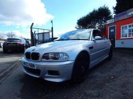 2003 BMW M3 M3 2dr Huge spec,12 months mot,Finance available,Px welcome 2 doo...