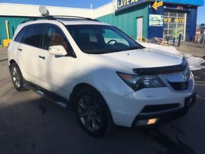 Acura MDX Elite-Nav-Dvd-Camera-Jamais Accidenter 2011