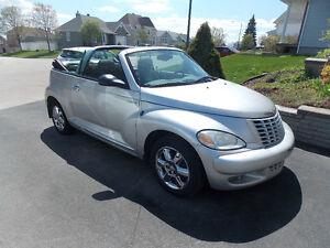 2005 Chrysler PT Cruiser Cabriolet