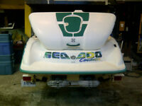 1997 SeaDoo Challenger - with bells & whistles!