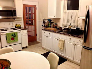 Large 3 bedroom apartment on Cherry St. in the south end!