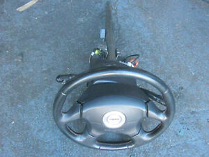 steering momo original for subaru gc8