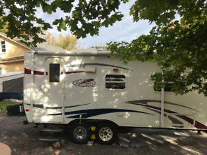 Price to sell! 2008 Trail Sport Travel Trailer