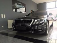 Mercedes-Benz S 500 LONG LANG Exclusive-paket*VOLL*