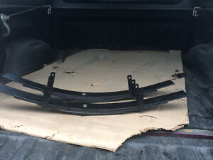 Dodge Ram Carli add a pack leaf springs