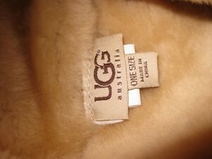 UGGS BUCKET HAT WALNUT COLOR-ONE SIZE West Island Greater Montréal image 2
