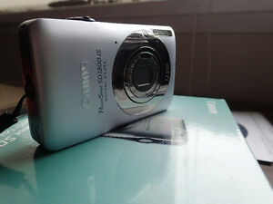Canon PowerShot SD1300 IS ultracompact camera