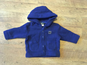 MEC Fleece Coat