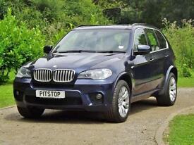BMW X5 Xdrive 3.0 40d M Sport 5dr DIESEL AUTOMATIC 2011/61