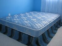 Twin, Double and Queen size mattresses and much more…