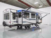 2022 HEARTLAND SUNDANCE 293RL FIXED BED American Caravan 5th Wheel RV Showman