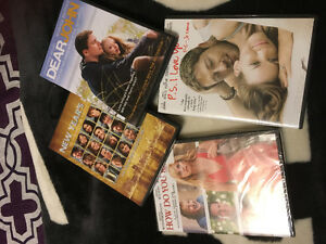 Movies all Brand new 20 obo