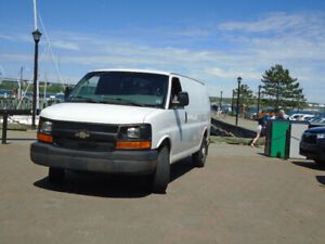 2010 Chev Express Cargo Van for sale