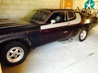 1974 Plymouth Satellite 318 auto  good running project mopar