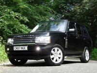 2007 57 Land Rover Range Rover 3.6TD V8 auto Vogue..HIGH SPEC..STUNNING !!