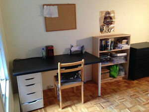 Lease transfer for nice room in the Plateau, September rent FREE