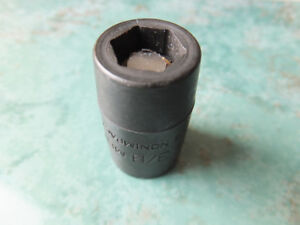 NEW SNAP ON  SAE 3/8 drive 3/8 magnetic socket.