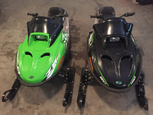 ARCTIC CAT ZR120 - 2015 and 2014 - Kid Size Sleds!!