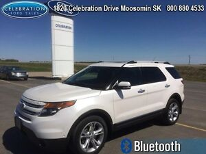2015 Ford Explorer Limited  CELEBRATION CERTIFIED!