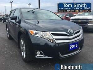 2016 Toyota Venza 4DR WGN V6 AWD, LEATHER, SUNROOF, REAR VISION