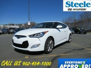 2016 Hyundai Veloster SE Auto alloys backup camera low kms and m