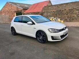 2014 Volkswagen Golf 2.0 TDI BlueMotion Tech GTD DSG 5dr