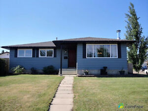 Completly renovated bungalow in Leduc