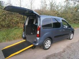 2012 Citroen Berlingo Multispace 1.6 HDi 90 Plus 5dr WHEELCHAIR ACCESSIBLE VE...