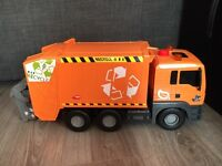 Children's recycling lorry