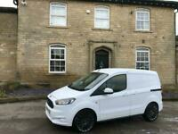 2015 FORD TRANSIT COURIER CONNECT SIZE* M SPORT RS LOOK *NO VAT* PX WELCOME *