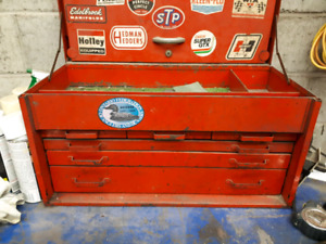 old snap on tool box