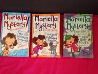 Mariella Mystery Books (3 titles)