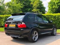 BMW X5 4.6is AUTOMATIC, SUNROOF + SAT NAV + WOW 2 OWNERS FROM NEW + ONLY 77K !!!