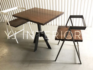 Custom Made Tables and Chairs, Cafe Shops/ Restaurants / Bars