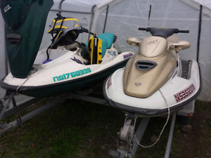 SEADOOS FOR SALE 800 RFI/97GTX