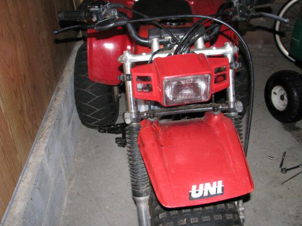 Used 1985 Honda atc 250 sx