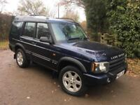 Land Rover Discovery 2.5Td5 ES ( 7 st ) auto