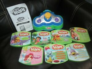 Leap Frog console and games