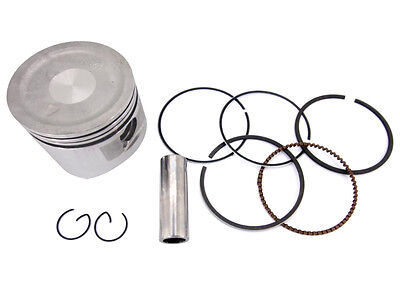 PISTON AND RINGS PIN AND CLIPS FREE HEAD GASKET For Honda GX160 5.5hp  ENGINE