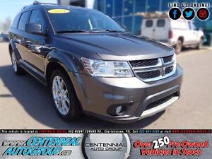 Dodge Journey FWD 4dr Limited 2014