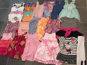 EXCELLENT CONDITION spring-summer-fall clothes size 3T