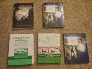 Red River College Business Information Technology (BIT) books