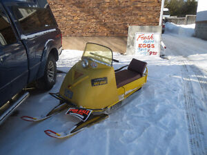 1965 Ski doo for sale