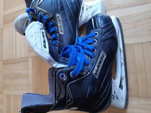 Patin d hockey enfant grandeur 4