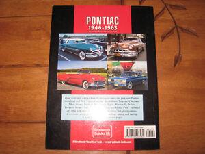 Pontiac 1946 to 1963 - Brooklands Books Québec City Québec image 2